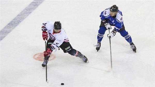 中国男子和女子冰球队直通二〇二二年冬奥会