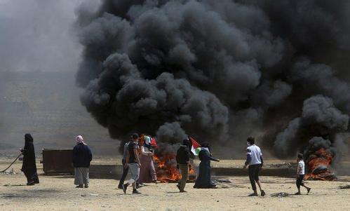 阿拉伯国家要求对加沙暴力冲突展开国际调查