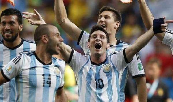 阿根廷世界杯名单 伊卡尔迪落选小马哥入围
