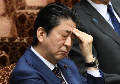 日本加计学园新文件曝光:安倍相关说明被指矛盾
