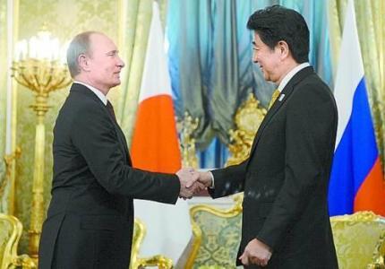 俄罗斯强调俄日和平条约应确定日本承认二战结果