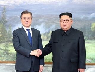 文在寅与金正恩再次举行会晤