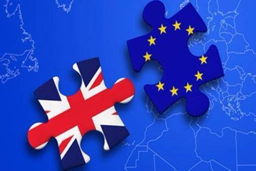 英国推脱欧过渡期备用通关方案 反对党称谈判太混乱