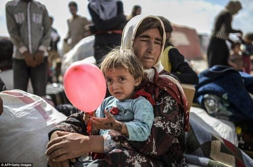 联合国难民署称现有难民需18年才能安置完毕
