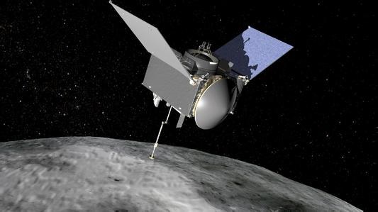 """日本宣布小行星探测器隼鸟2号飞抵小行星""""龙宫"""""""