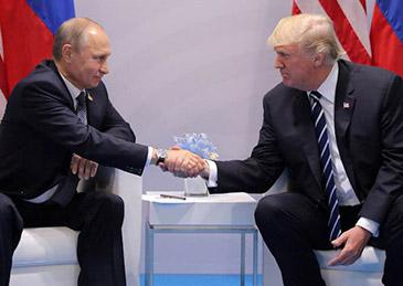 俄美领导人7月将在芬兰会晤 讨论两国关系发展前景