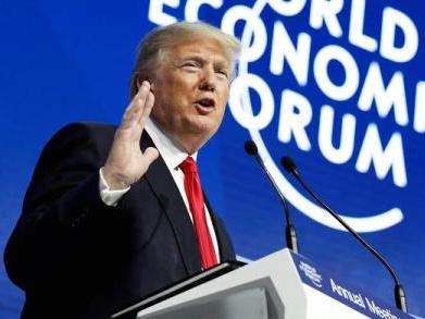 """特朗普""""辟谣""""了:我没说要退出世贸组织"""