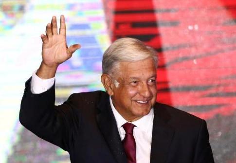 墨西哥大选奥夫拉多尔获胜 俄望进一步发展两国关系