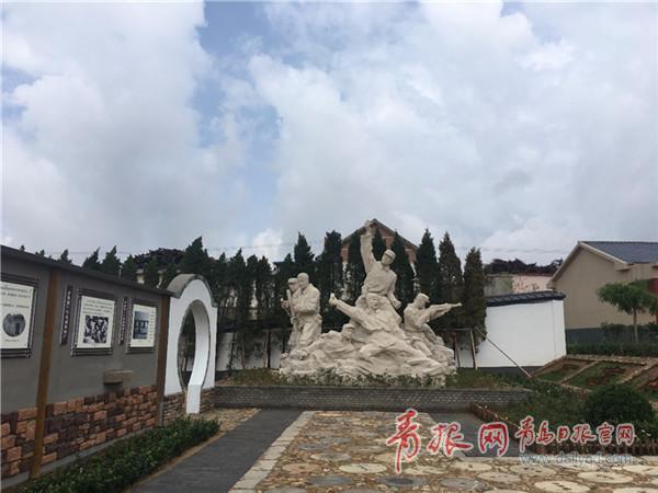 山东新闻    小东山景区位于平度市旧店镇驻地,2015年被评为山东省