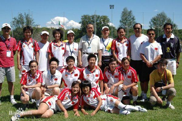 中国女子橄榄球队剑指第18届亚运会冠军