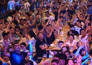第28届青岛国际啤酒节青岛啤酒携最强阵容上阵