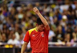 韩国乒乓球公开赛 张继科因腰伤复发退赛
