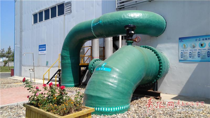 青岛百发海水淡化公司海水管道,直径1300毫米。王凯摄.jpg