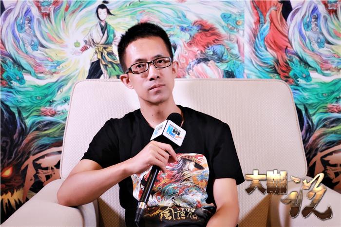 刘阔:《风语咒》是一部纯粹的中国动画电影