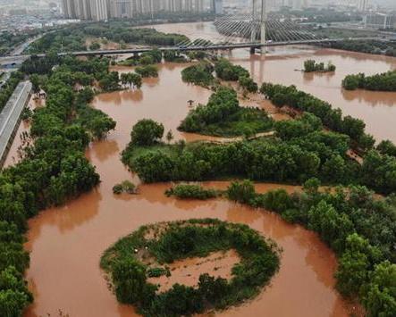 黄河流域夏季雨量超全年一半 是否会现大洪水?