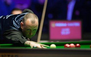 斯诺克世界公开赛 英国老将威廉姆斯夺冠
