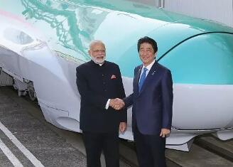 """推进缓慢、遭受抗议 日本布局印度高铁遇""""水土不服"""""""