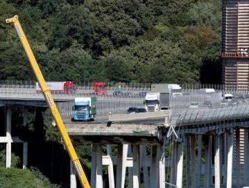 意大利数千座桥梁存在超期服役问题 亟待维护或重建
