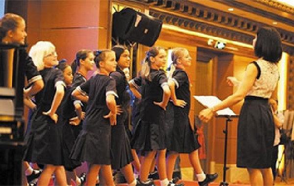 2018成都国际童声合唱音乐周正式启动