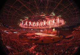 热情而自信——盘点雅加达亚运会开幕式亮点