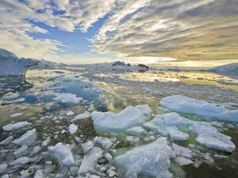 """全球变暖最后堡垒被""""攻破"""":北格陵兰海冰再崩裂"""