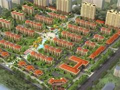 李沧庄子社区安置房项目封顶 可供456户居民回迁