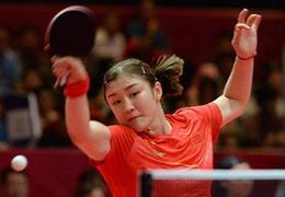 国乒女队晋级四强,年轻队员表现符合预期