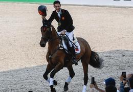 中国骑士华天:亚运铜牌足慰,奥运才是目标