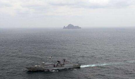 韩国抗议日本防卫白皮书染指独岛 要求日方纠正