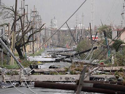 波多黎各去年飓风伤亡人数大幅修正:64人改成2975人