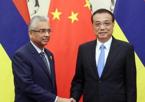 中毛达成自贸协定 系中非商签的首个自贸协定