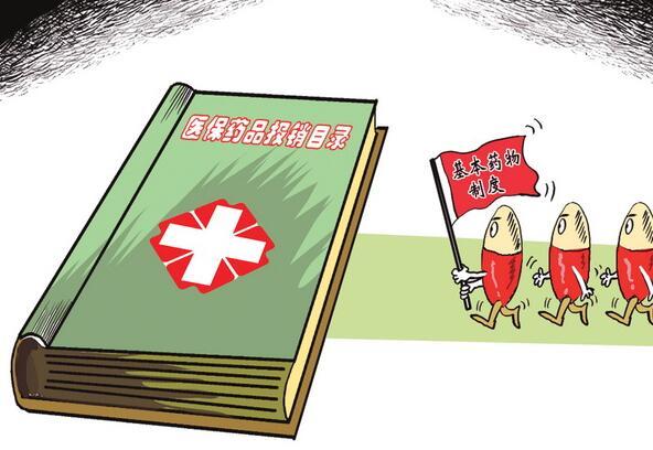 国家基本药物目录调整在即 医保联动推动降价