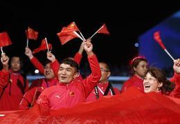 吉尔吉斯斯坦举行第三届世界游牧民族运动会