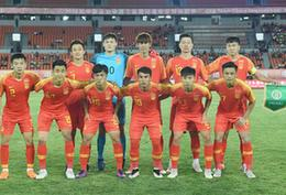 U21國青四國賽: 中國隊一球小勝緬甸