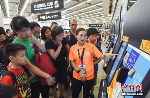 广深港高铁车票今开售 香港至北京二等座1077元