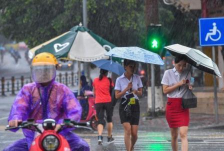 北方地区迎降雨降温过程 华北部分地区降温达10度