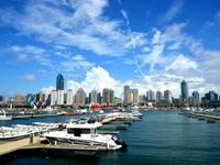 2020年,青岛重污染天数不超4天