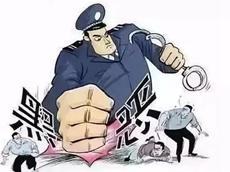 黄岛区人民法院依法受理薛某农等六人恶势力犯罪案