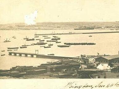 消失的蜗牛桥:建成时间存争议 曾与栈桥齐名