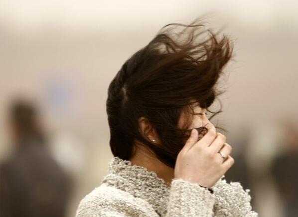 冷空气继续影响北方地区 东海东部海域将有大风