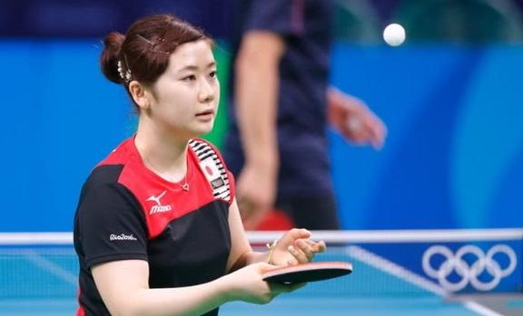 日本乒乓球选手福原爱宣布退役 博客回顾经历