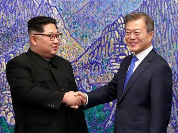 韩国总统批准韩朝《9月平壤共同宣言》及相关军事协议