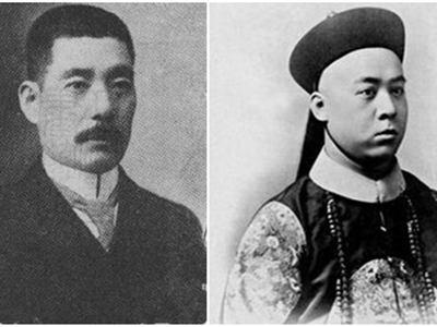 """宗方小太郎青岛间谍""""生涯"""":曾采访恭亲王"""