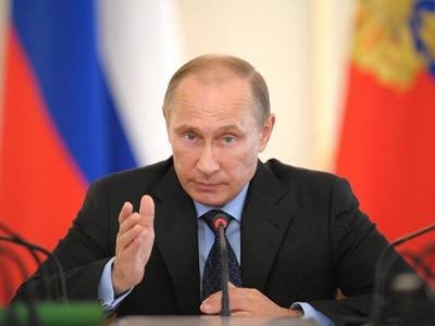 """欧洲如果部署美国导弹 普京警告""""瞄准"""""""