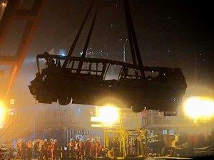 重庆公交车坠江原因公布 监控视频还原坠江前最后几秒