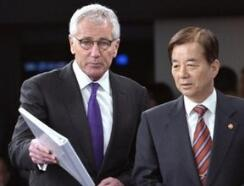 美韩签署文件为移交战时指挥权铺路