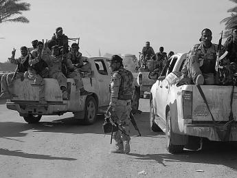 """""""伊斯兰国""""在伊拉克遗留超过200处乱葬坑"""