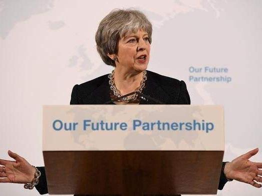 英国脱离欧盟协议草案终于达成 英首相将公布文本