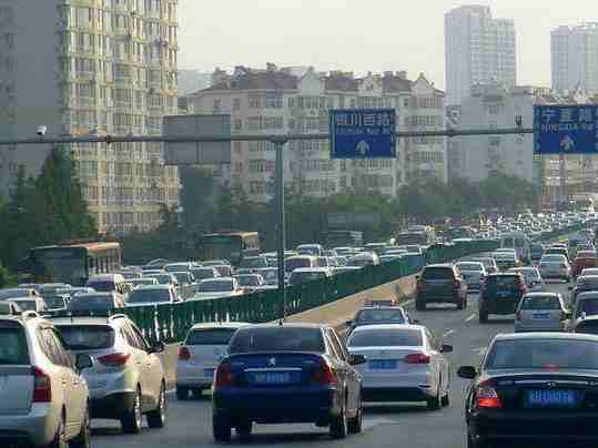 交通拥堵治理效果全国第一,青岛是这样做到的!