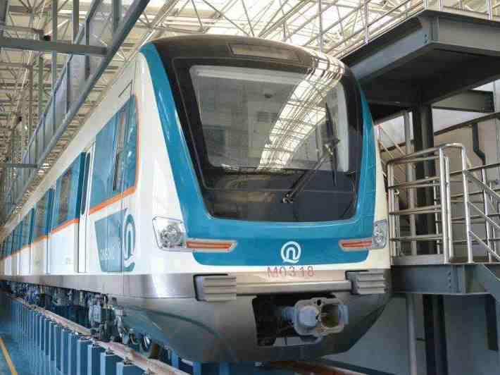 """青岛地铁驶进""""地产圈"""" 可开发用地面积超1000万平米"""